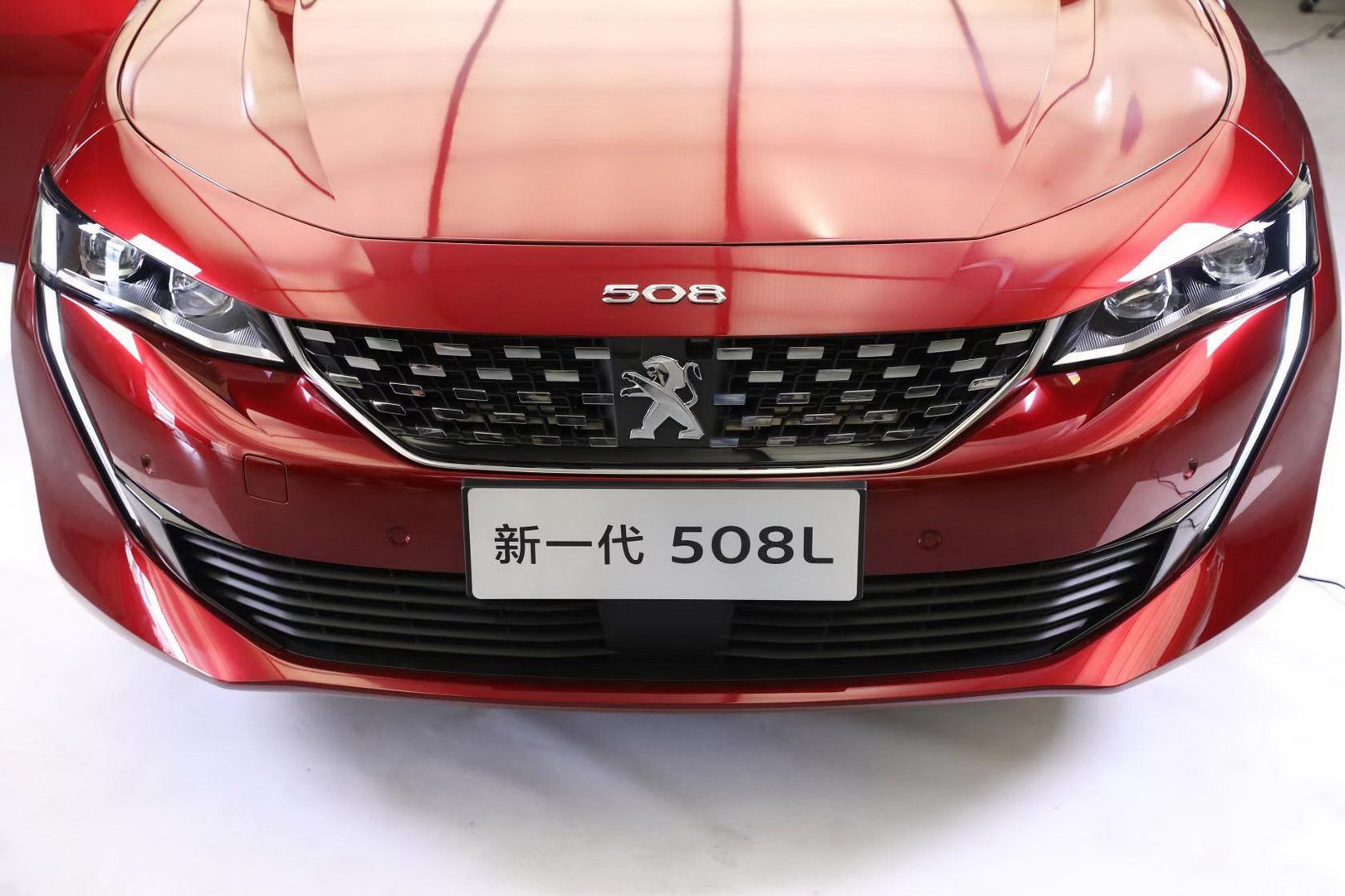 Peugeot 508L 2019 (5)
