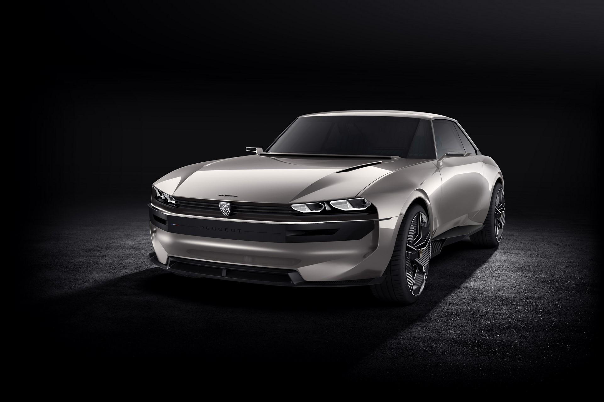 Peugeot E-Legend Concept (1)