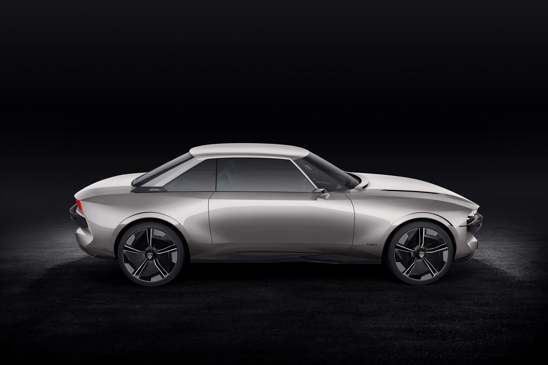 Peugeot E-Legend Concept (2)