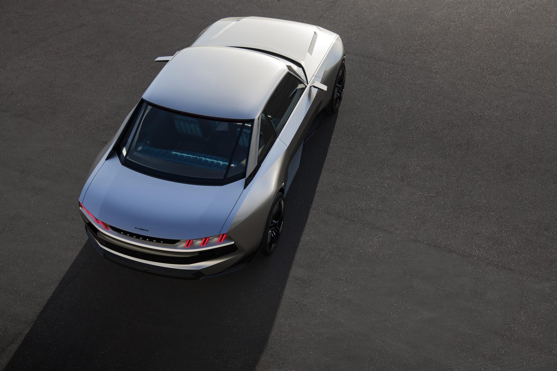 Peugeot E-Legend Concept (95)
