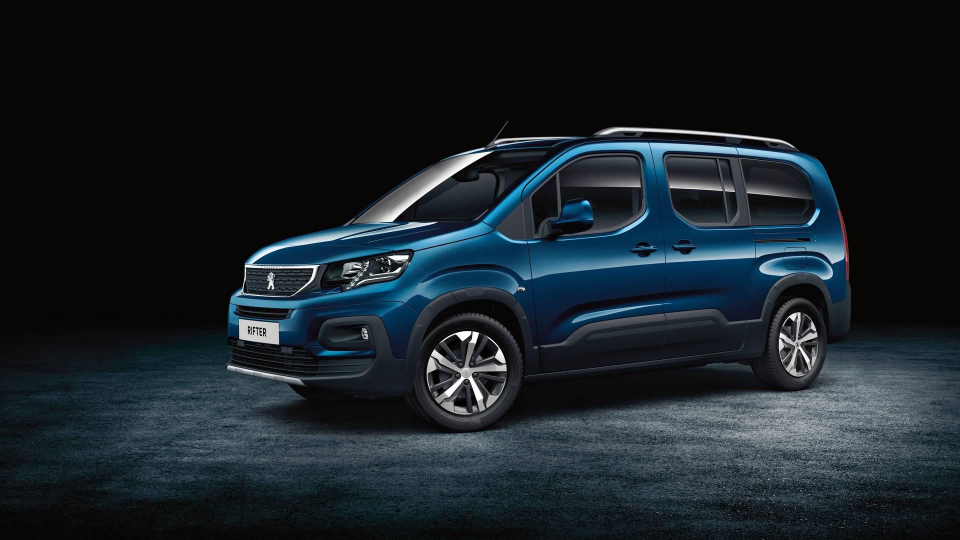 Peugeot Rifter 2018 (17)