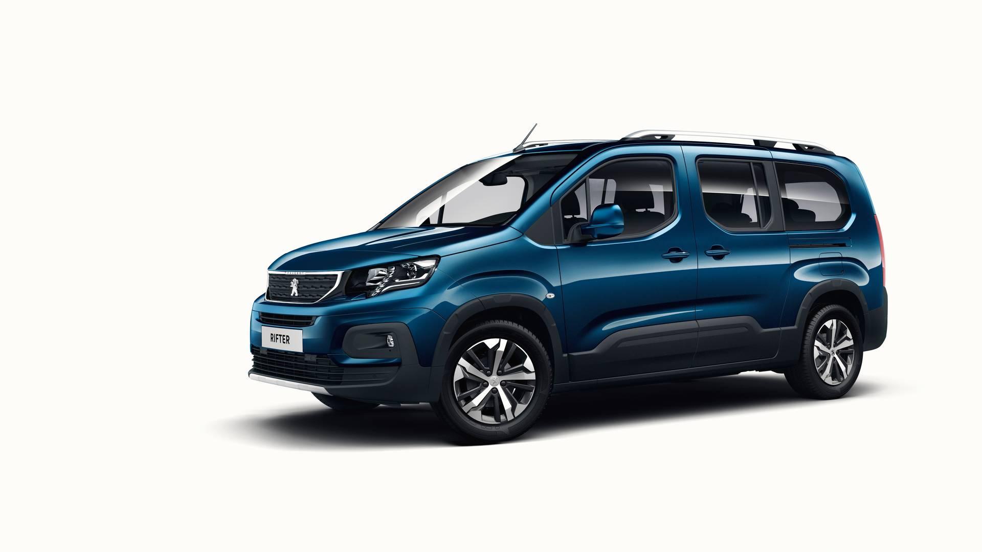 Peugeot Rifter 2018 (18)