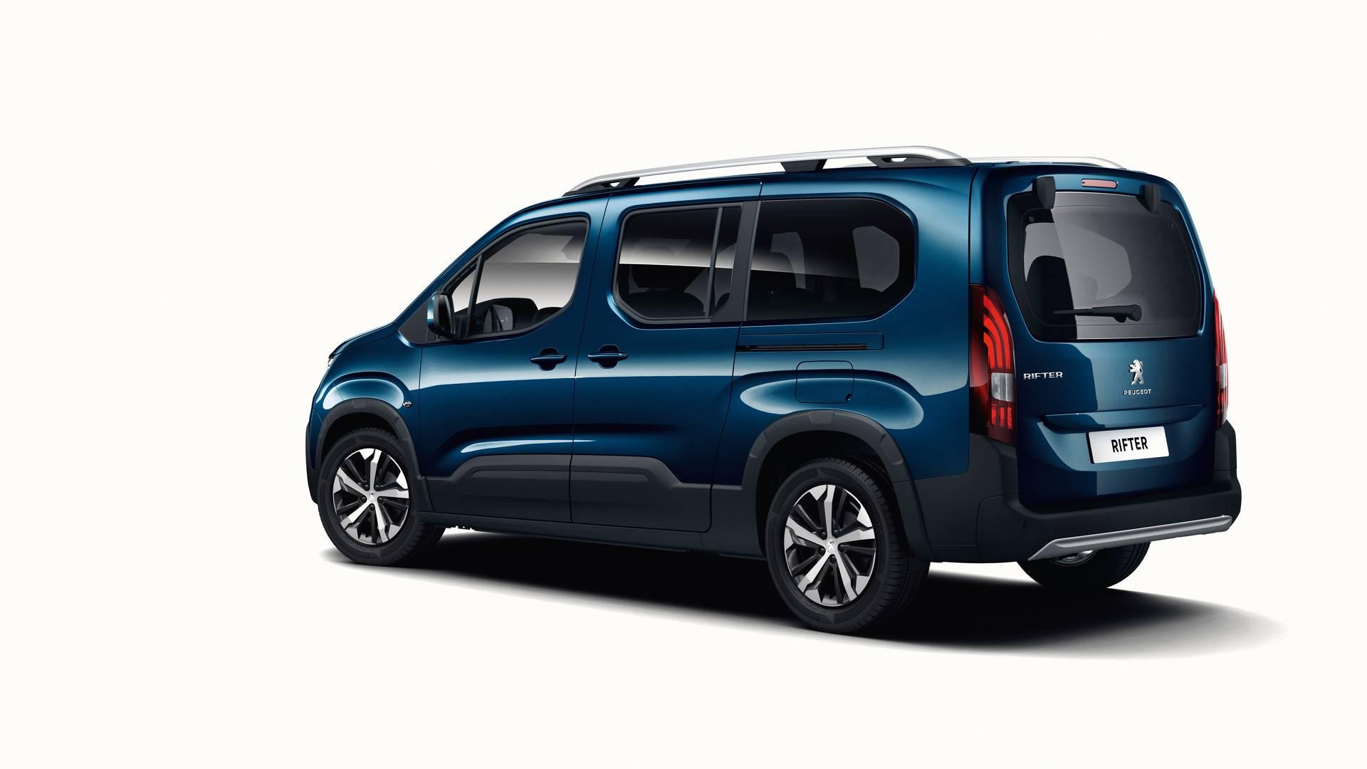 Peugeot Rifter 2018 (21)