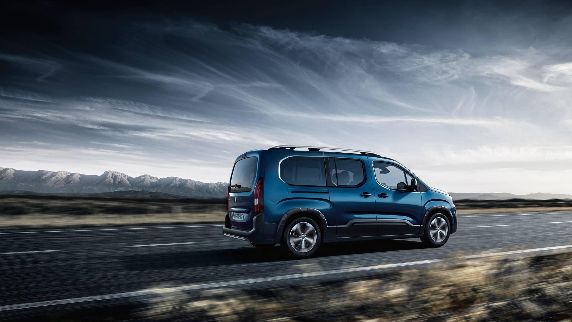 Peugeot Rifter 2018 (23)