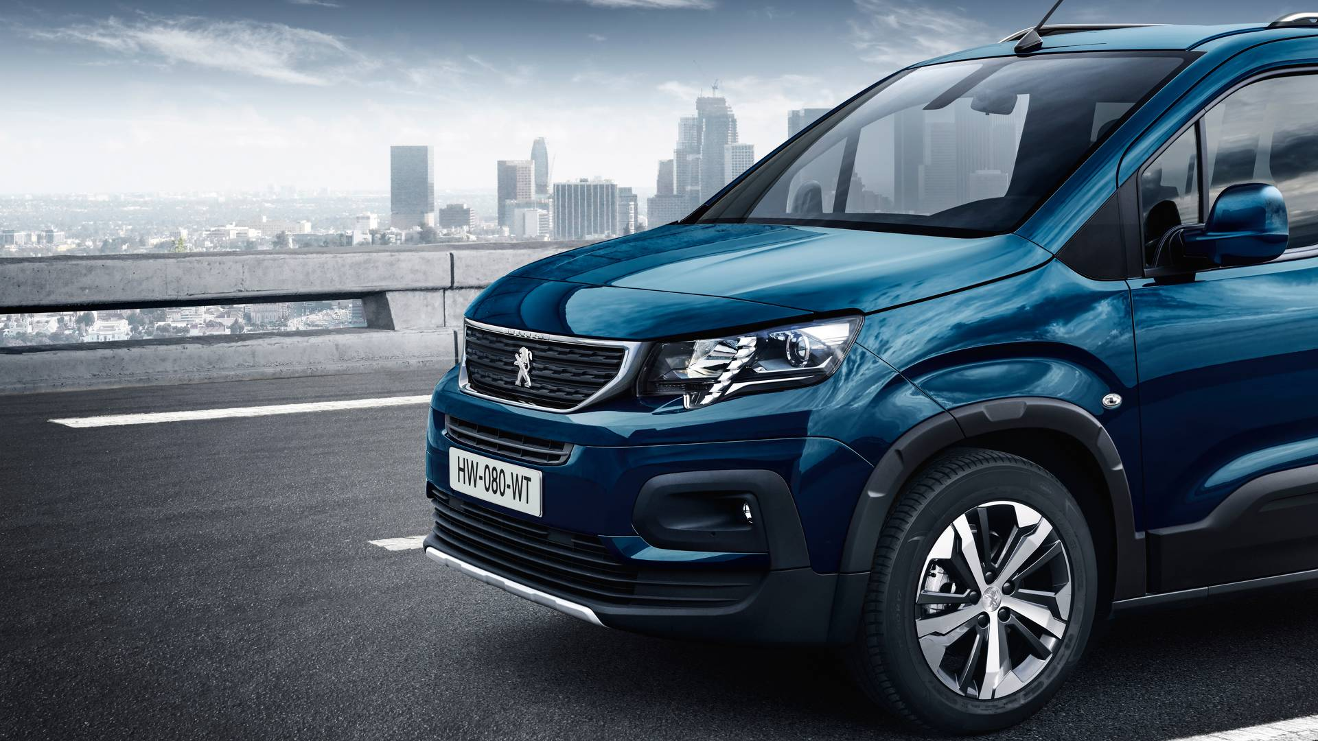 Peugeot Rifter 2018 (24)