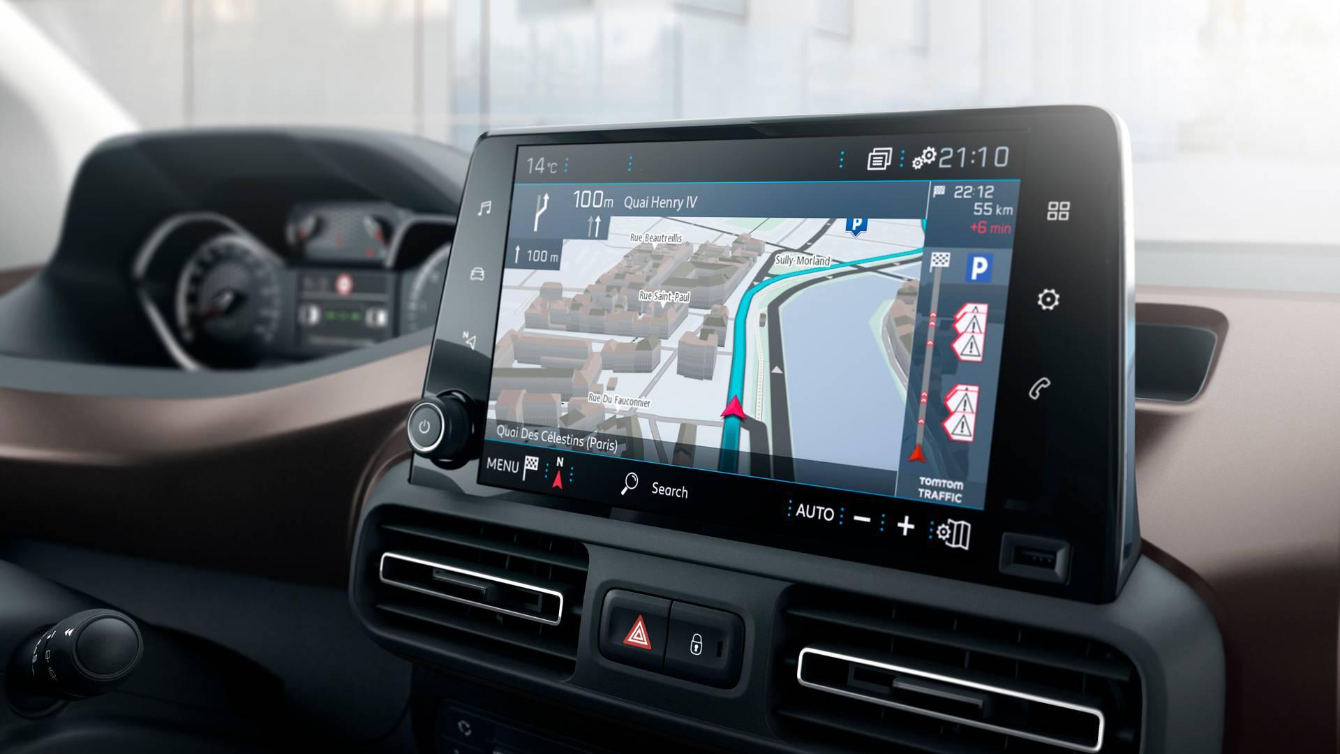 Peugeot Rifter 2018 (36)
