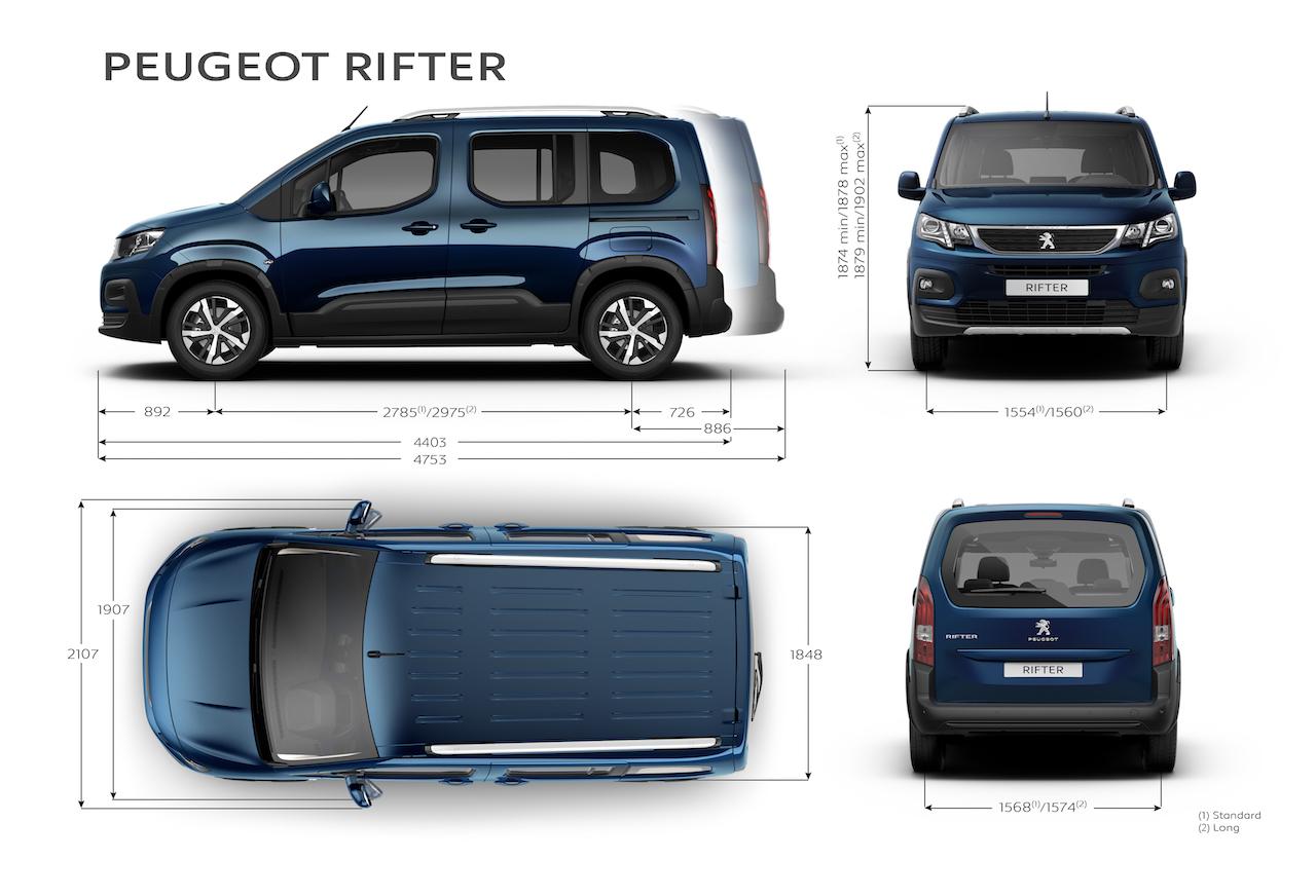 Peugeot Rifter 2018 (41)