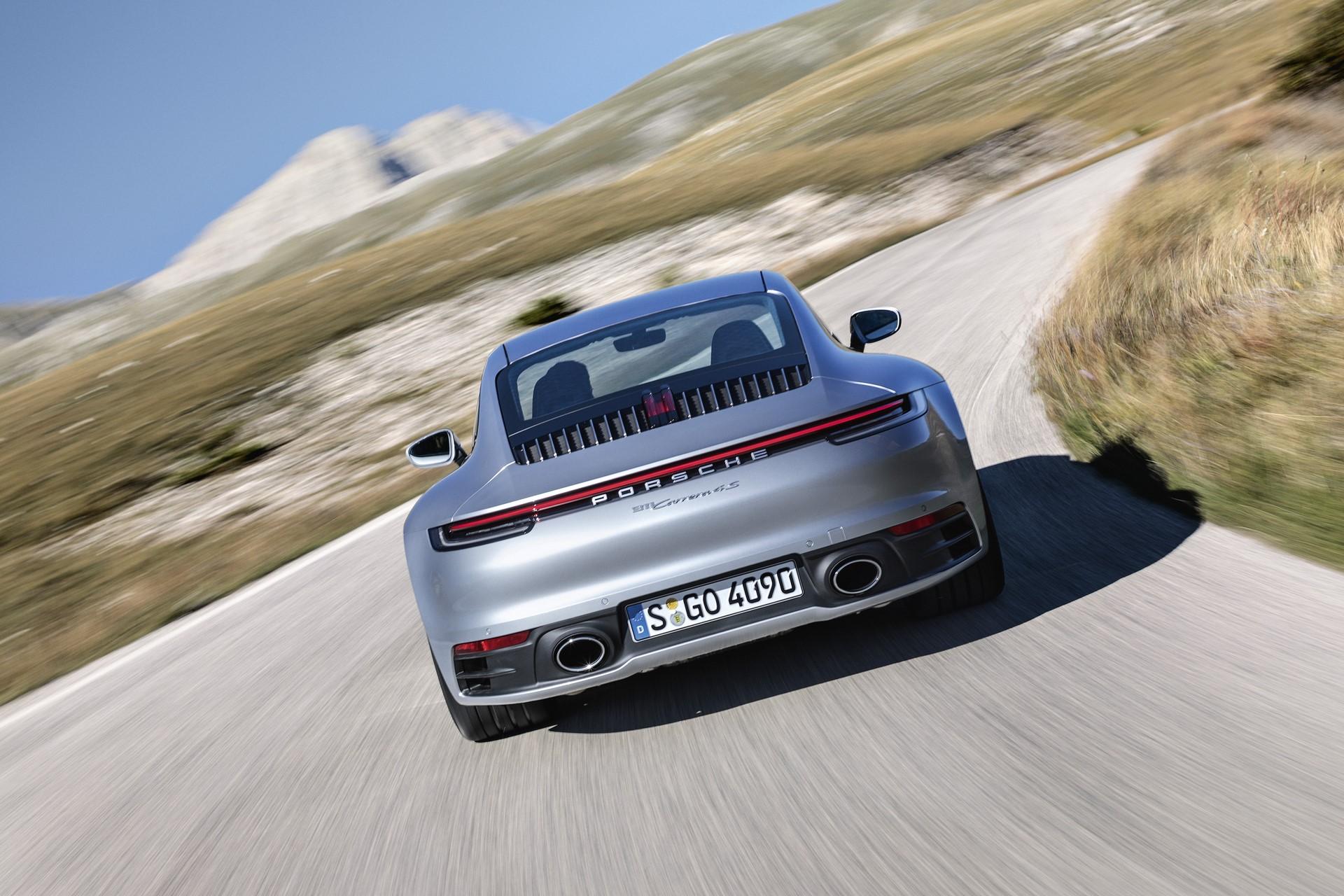 Porsche 911 2019 (3)