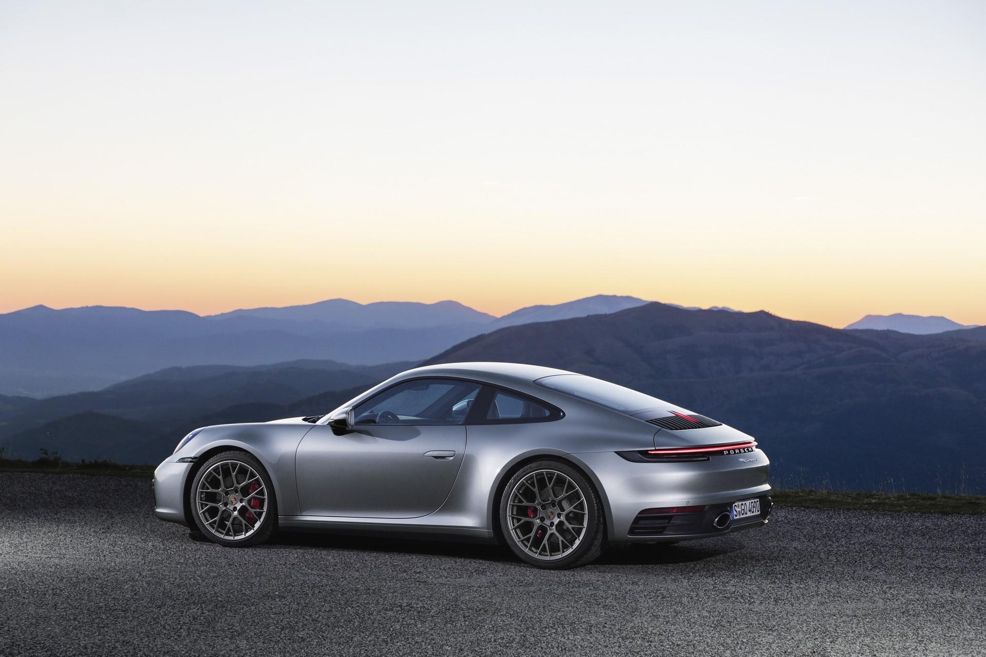 Porsche 911 2019 (7)