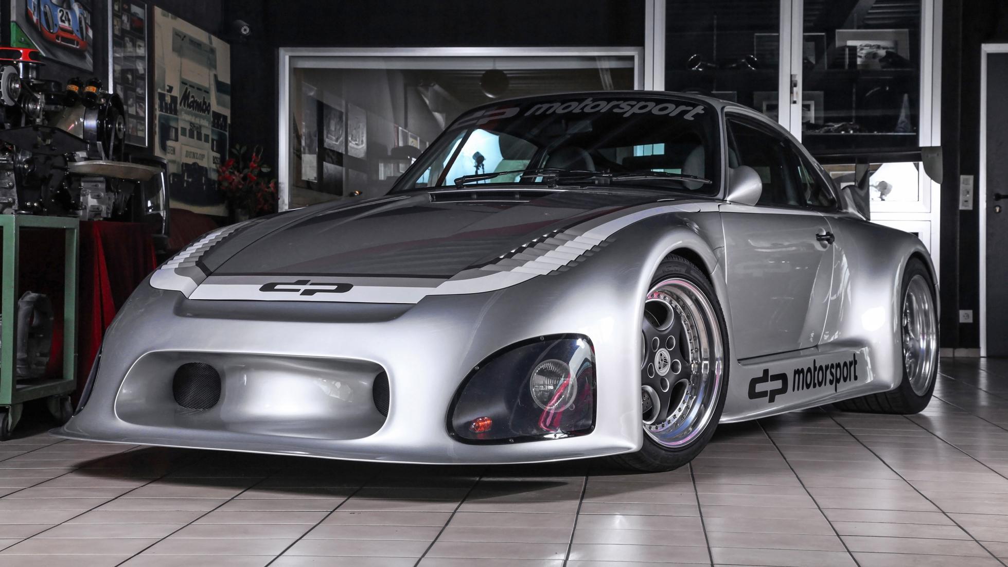 Porsche 911 964 replica 935byDP Motorsport (1)