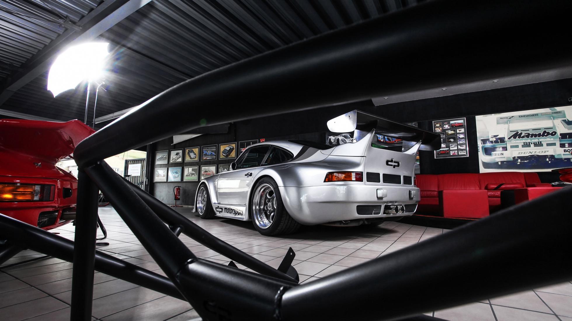 Porsche 911 964 replica 935byDP Motorsport (18)