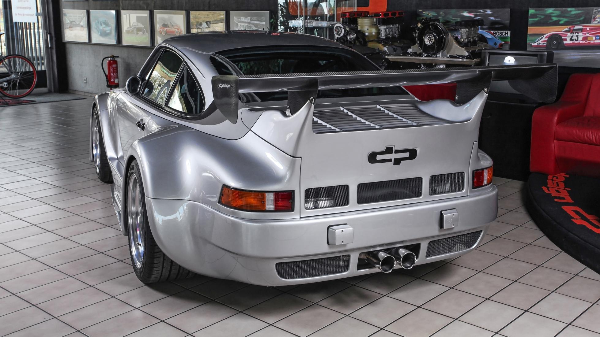 Porsche 911 964 replica 935byDP Motorsport (2)