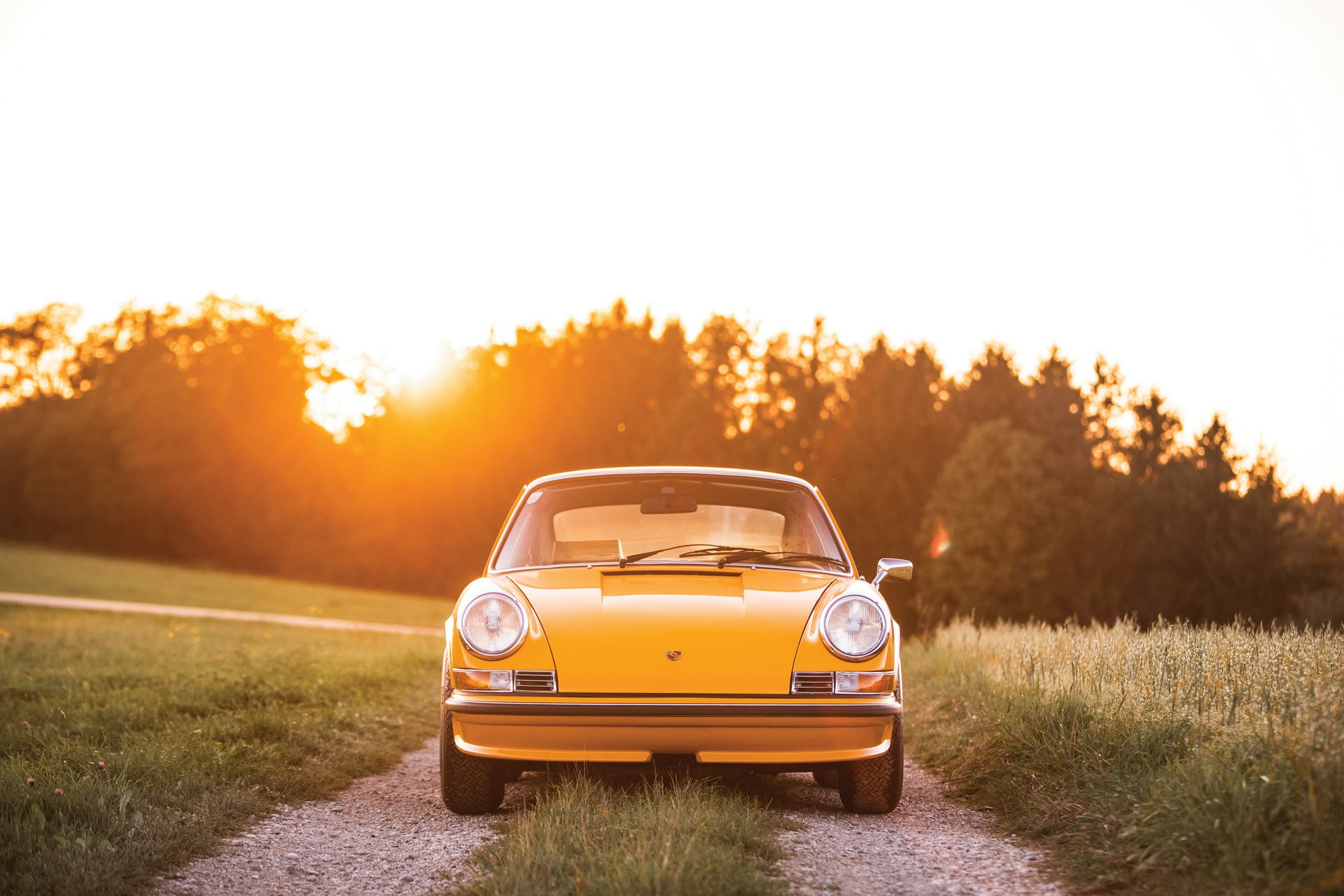 Porsche  911 Carrera RS 2.7. auction (7)
