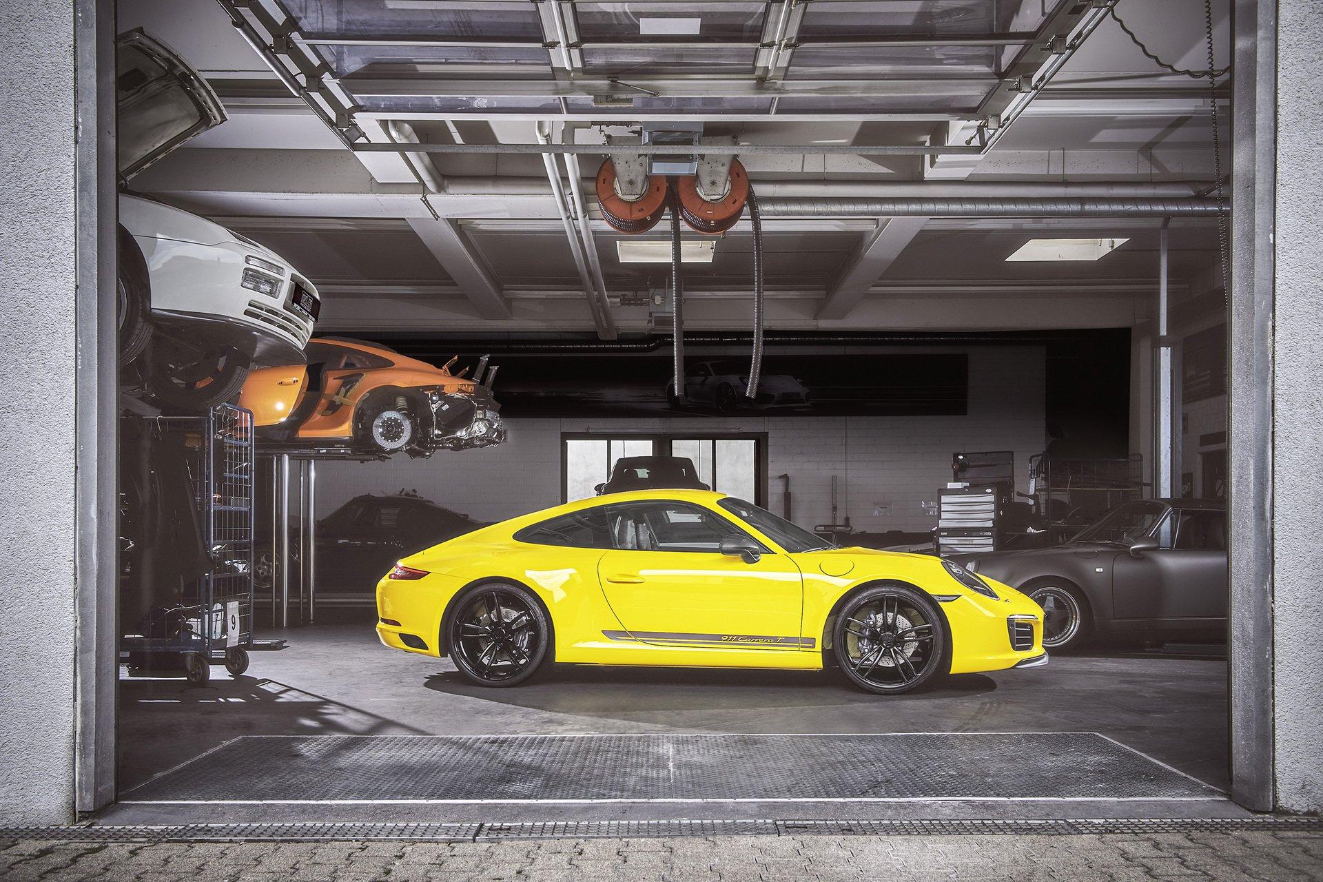 Porsche 911 Carrera T by TechArt 4