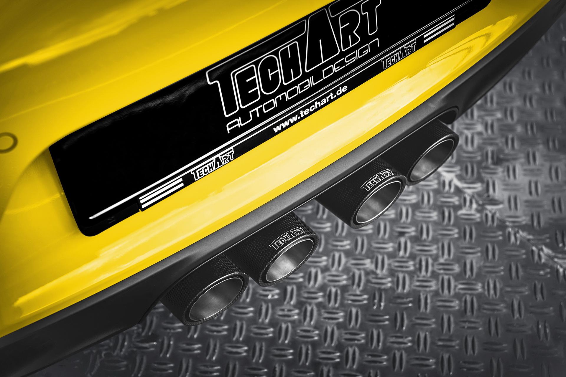 Porsche 911 Carrera T by TechArt 6