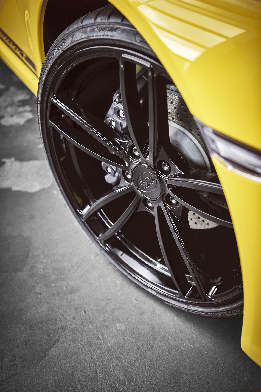 Porsche 911 Carrera T by TechArt 8