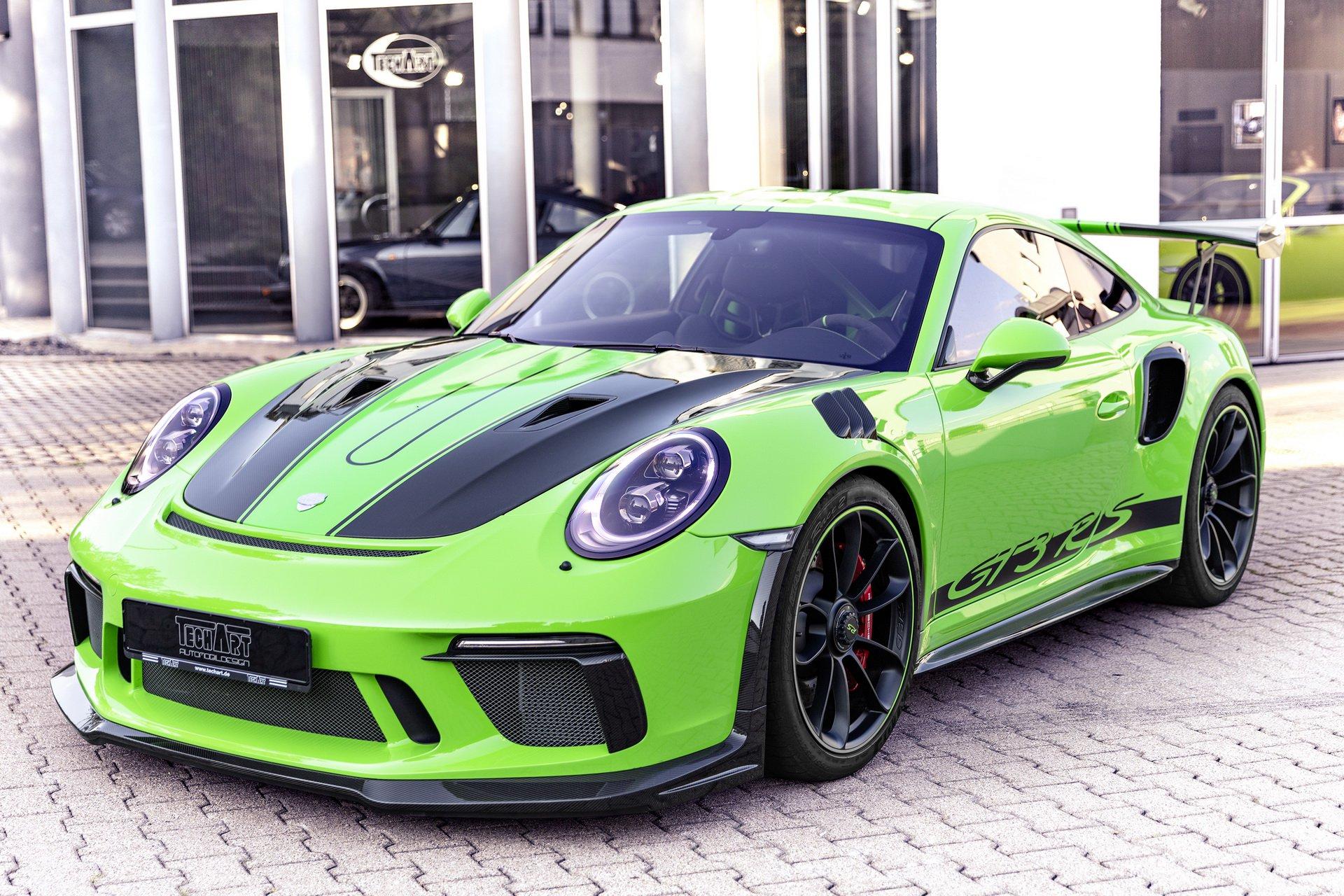 Porsche 911 GT3 RS carbon package byTechArt (1)