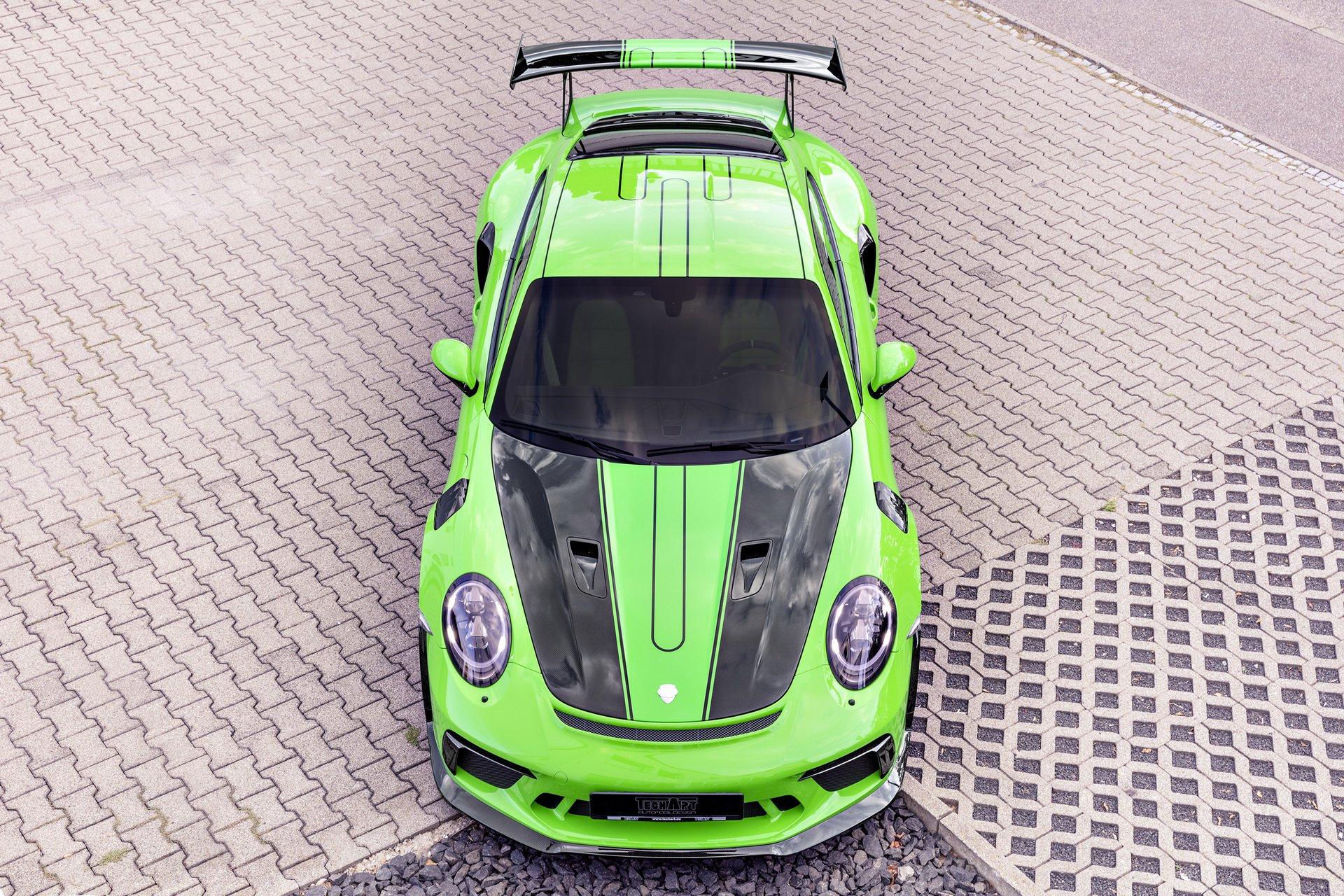 Porsche 911 GT3 RS carbon package byTechArt (14)