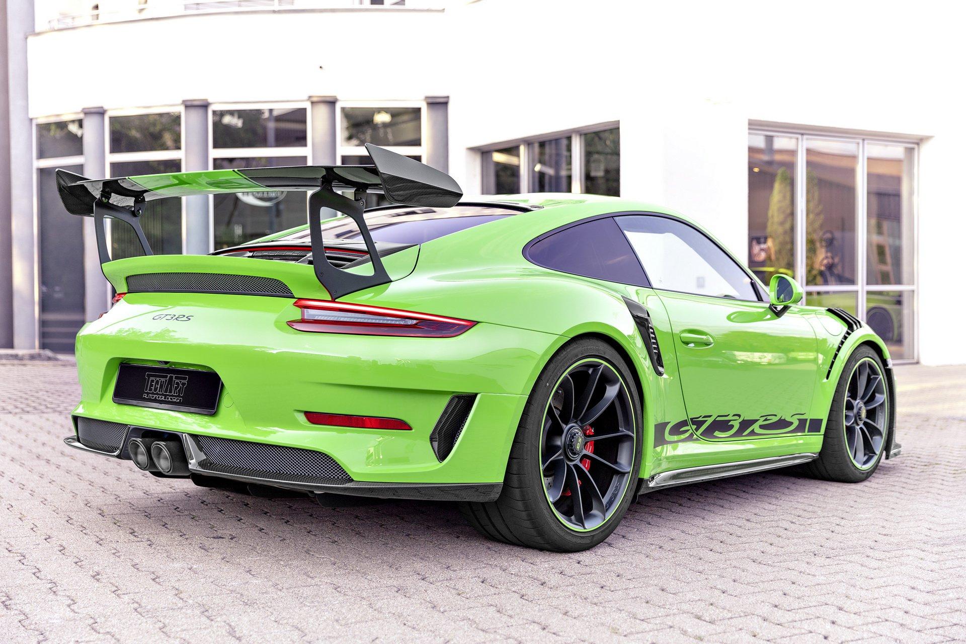 Porsche 911 GT3 RS carbon package byTechArt (2)