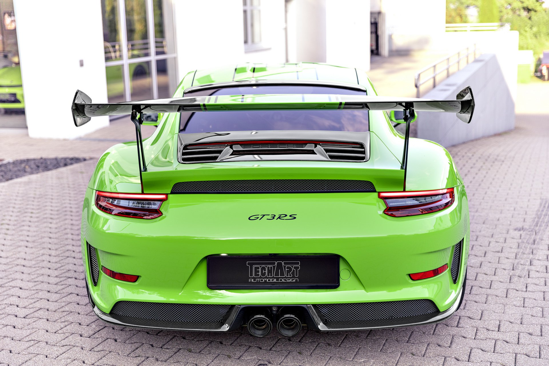 Porsche 911 GT3 RS carbon package byTechArt (3)