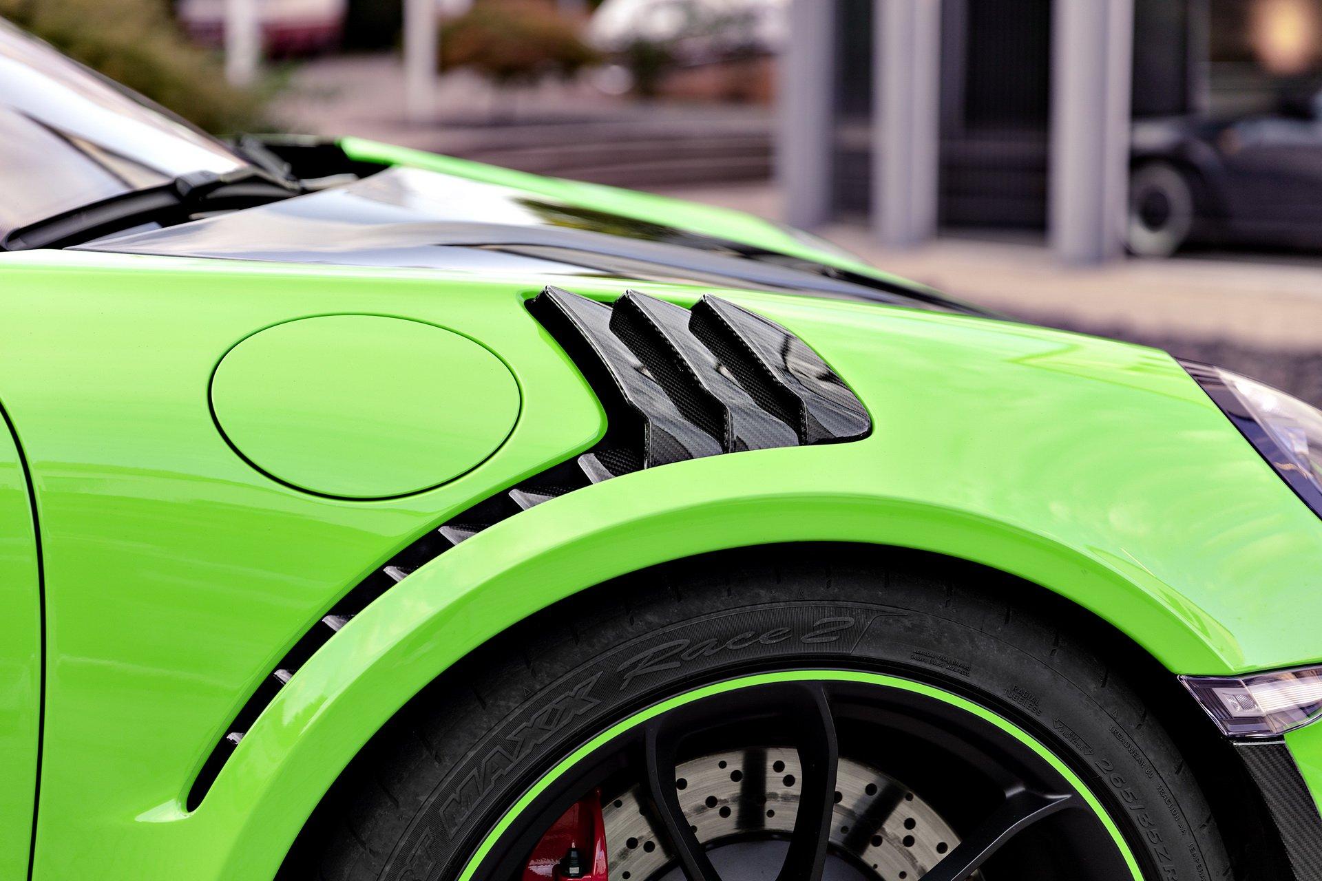 Porsche 911 GT3 RS carbon package byTechArt (5)