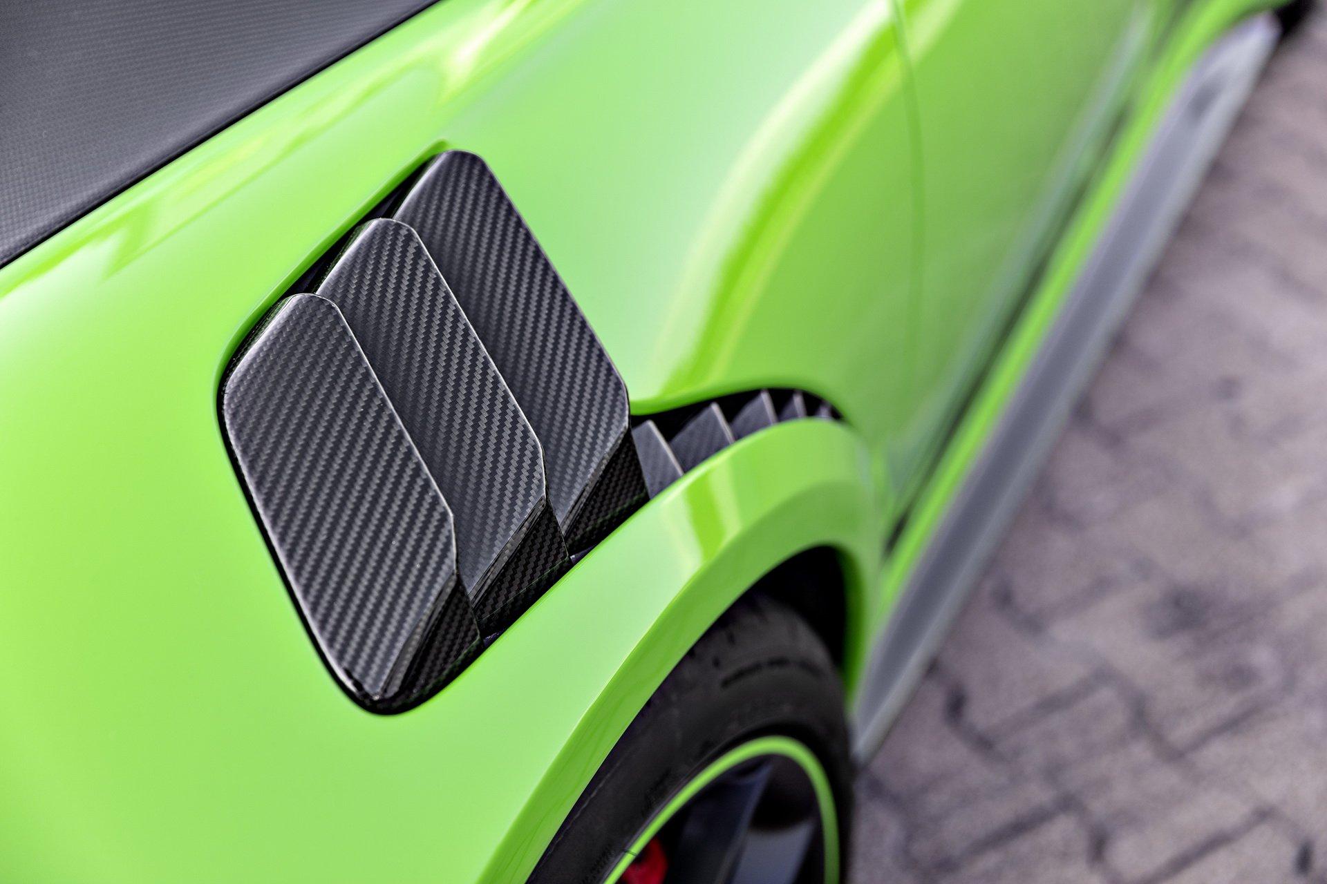 Porsche 911 GT3 RS carbon package byTechArt (8)