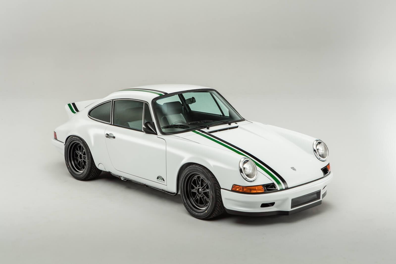 Porsche 911 Le Mans Classic Clubsport by Paul Stephens (1)