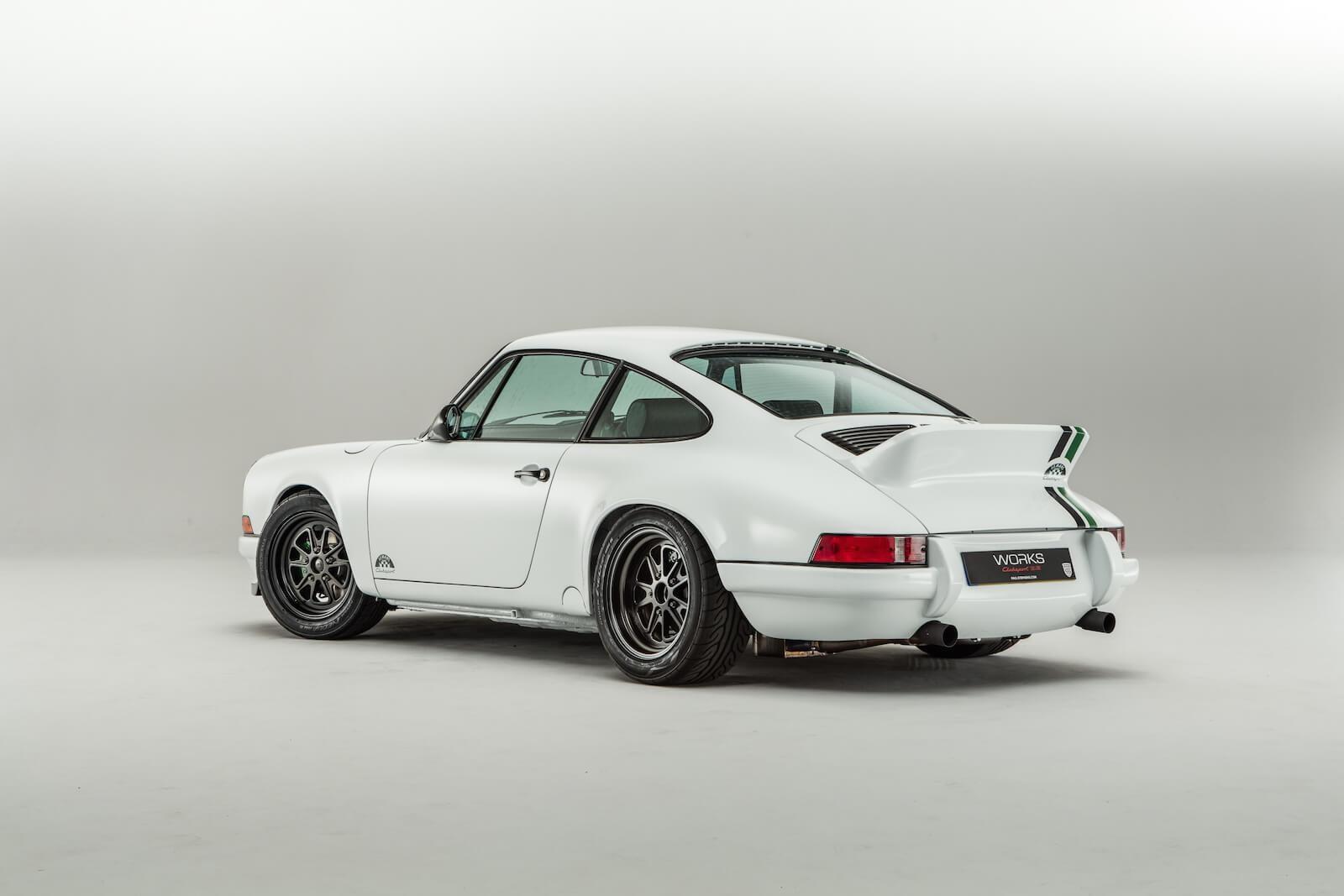 Porsche 911 Le Mans Classic Clubsport by Paul Stephens (3)