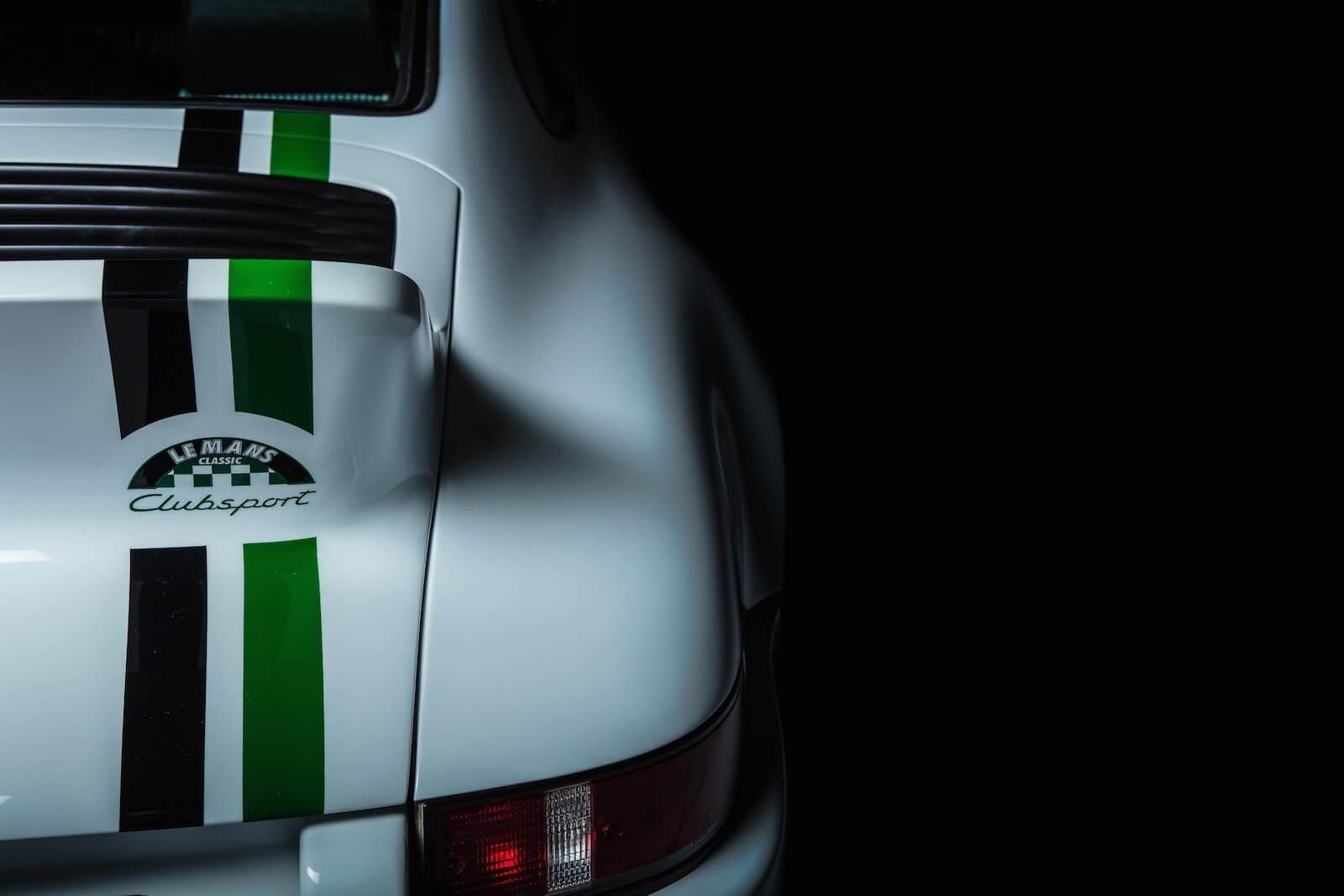 Porsche 911 Le Mans Classic Clubsport by Paul Stephens (6)