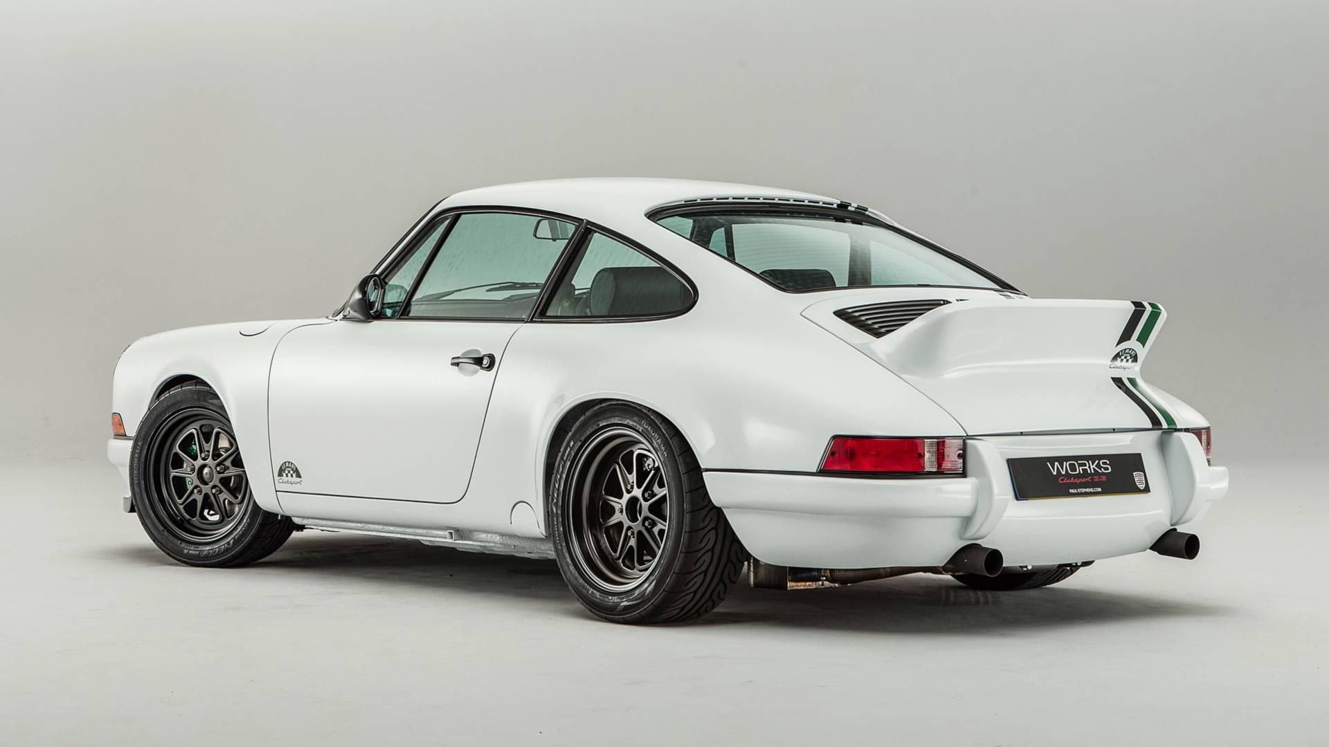 Porsche 911 Le Mans Classic Clubsport by Paul Stephens (7)