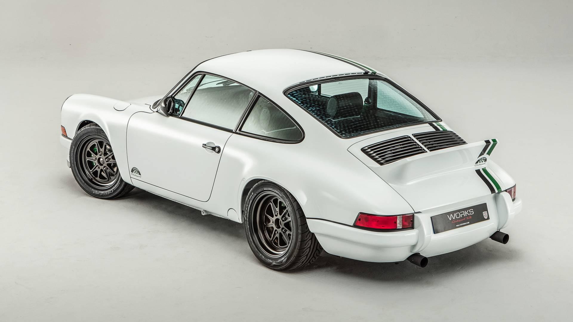 Porsche 911 Le Mans Classic Clubsport by Paul Stephens (8)