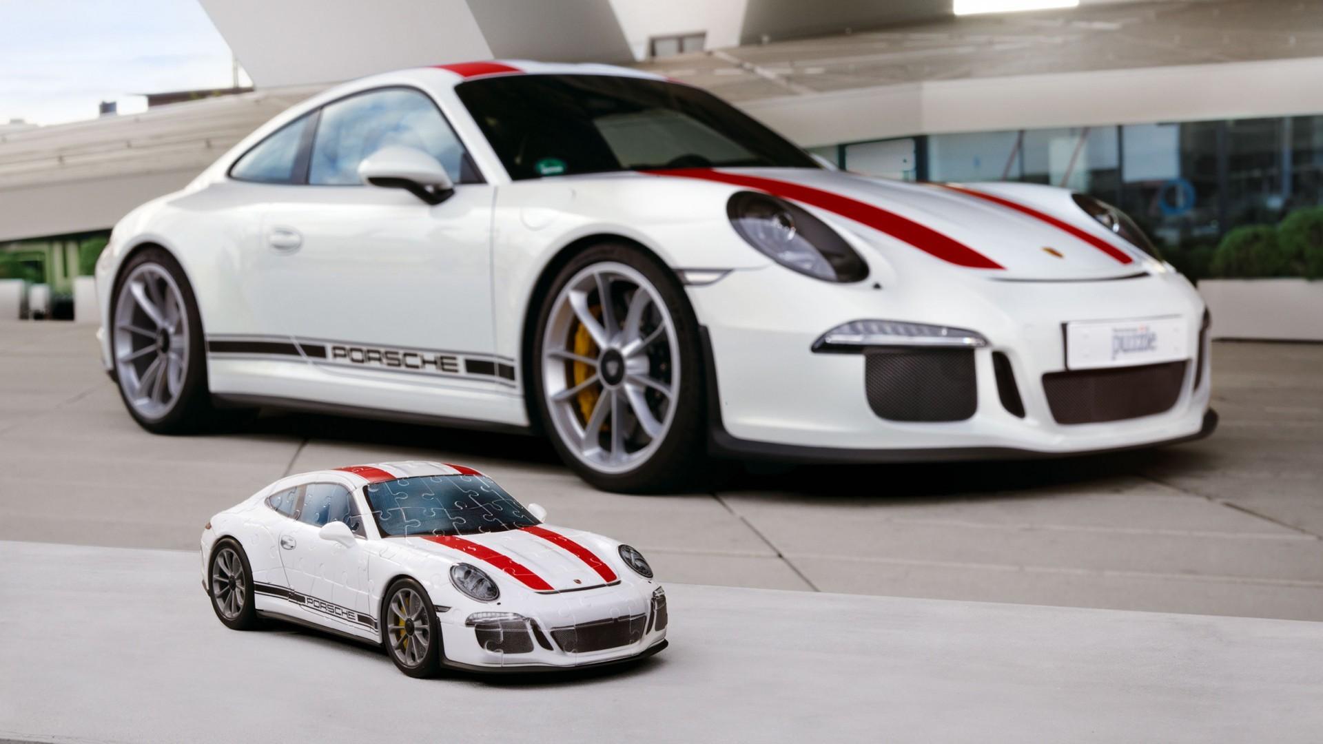 Porsche 911 R Ravensburger puzzle (2)