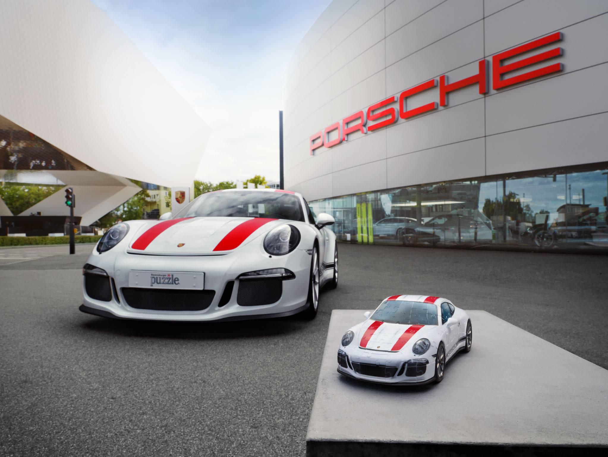 Porsche 911 R puzzle (1)