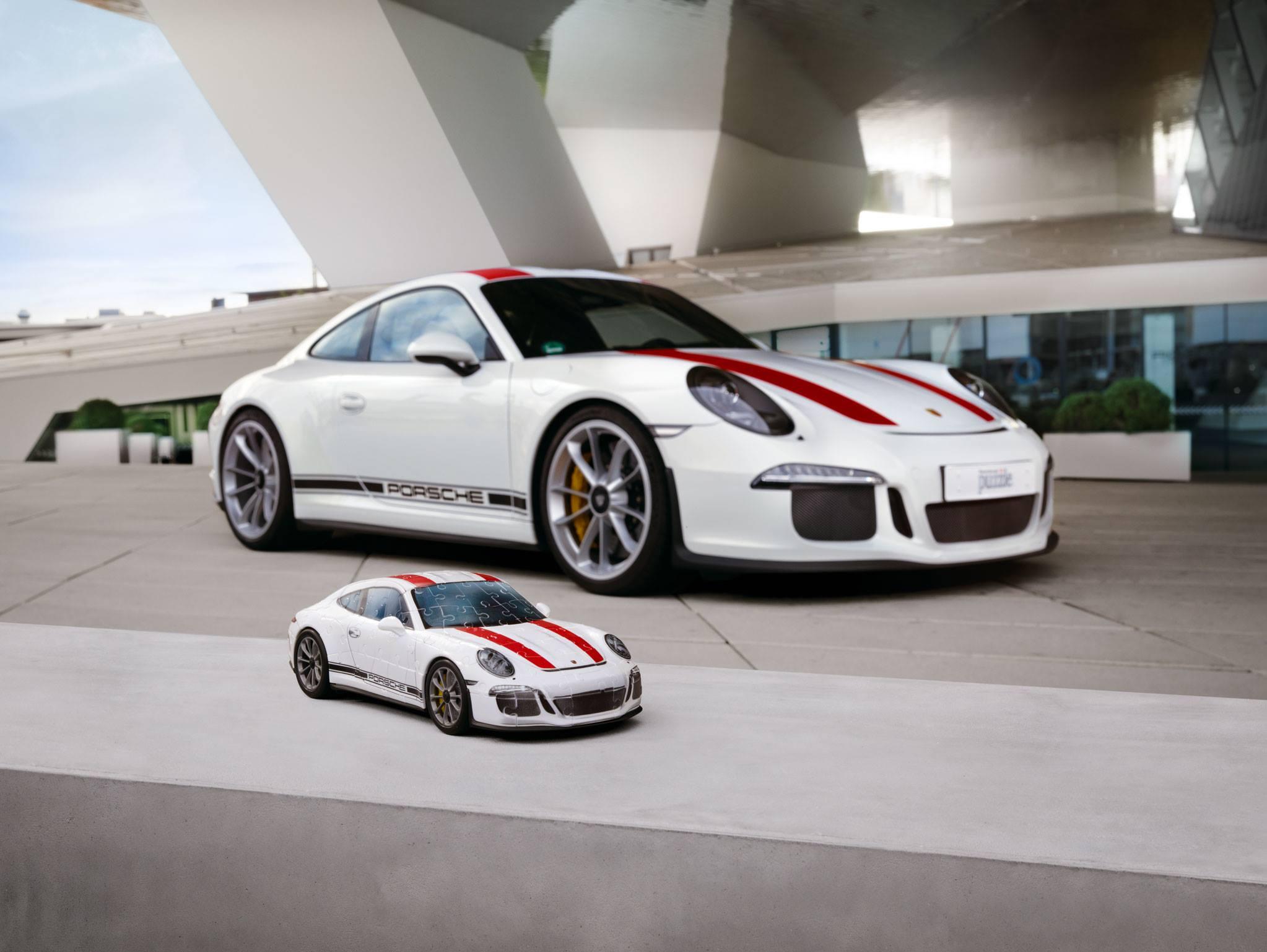 Porsche 911 R puzzle (5)