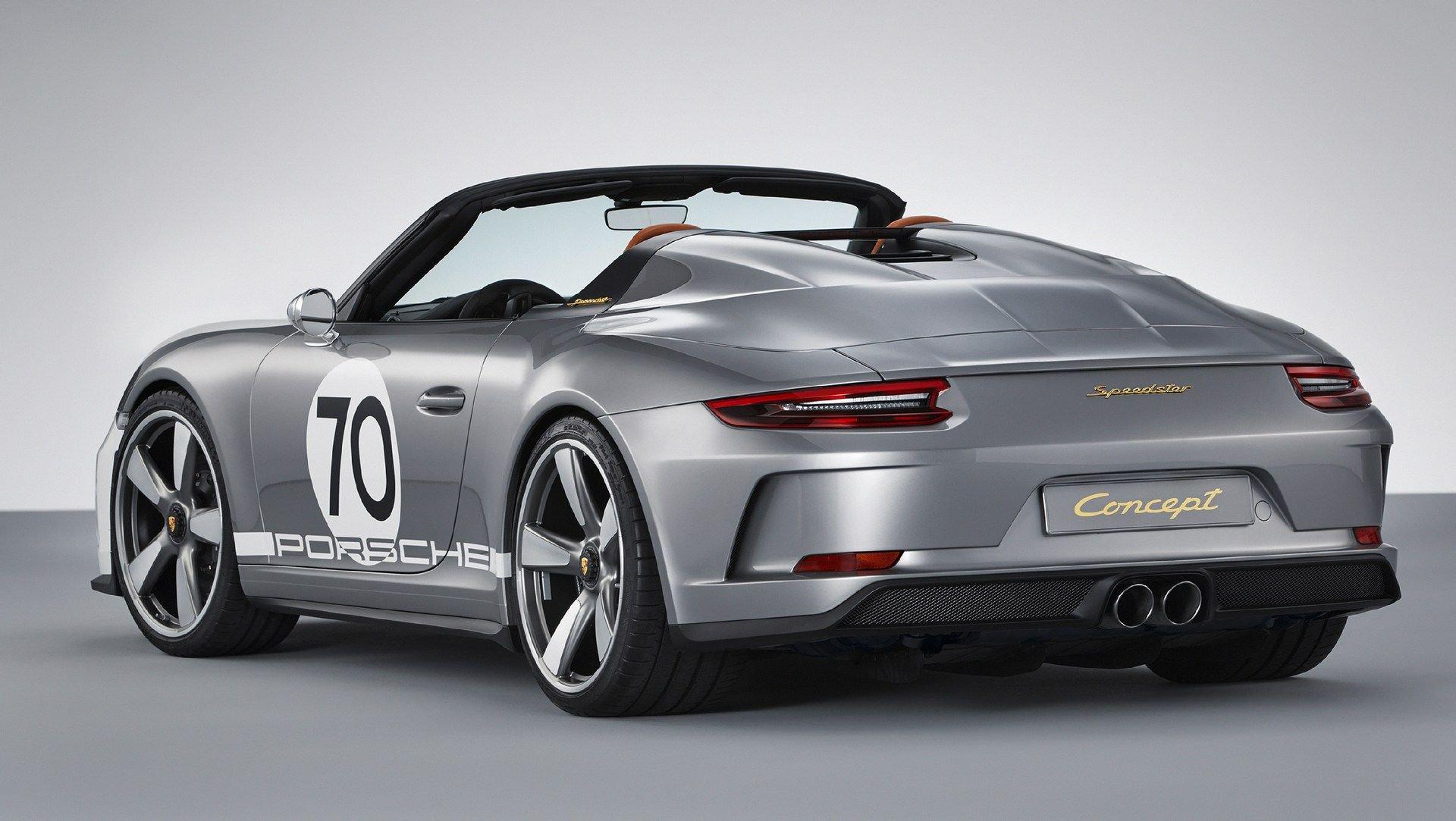 Porsche 911 Speedster Concept (5)