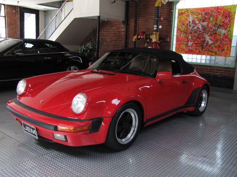 Porsche 911 Speedster for sale (1)