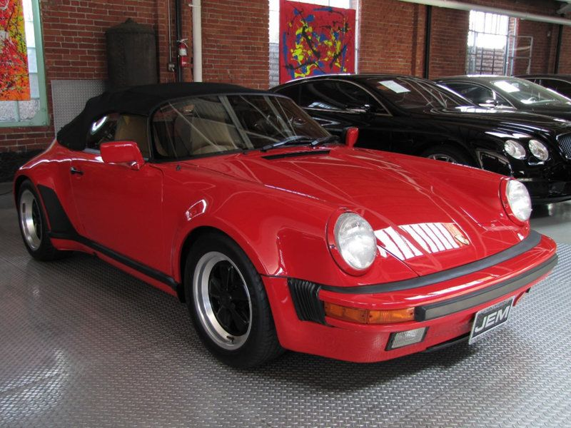Porsche 911 Speedster for sale (2)
