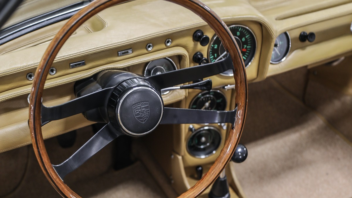 1966 Porsche 911 Spyder (5)
