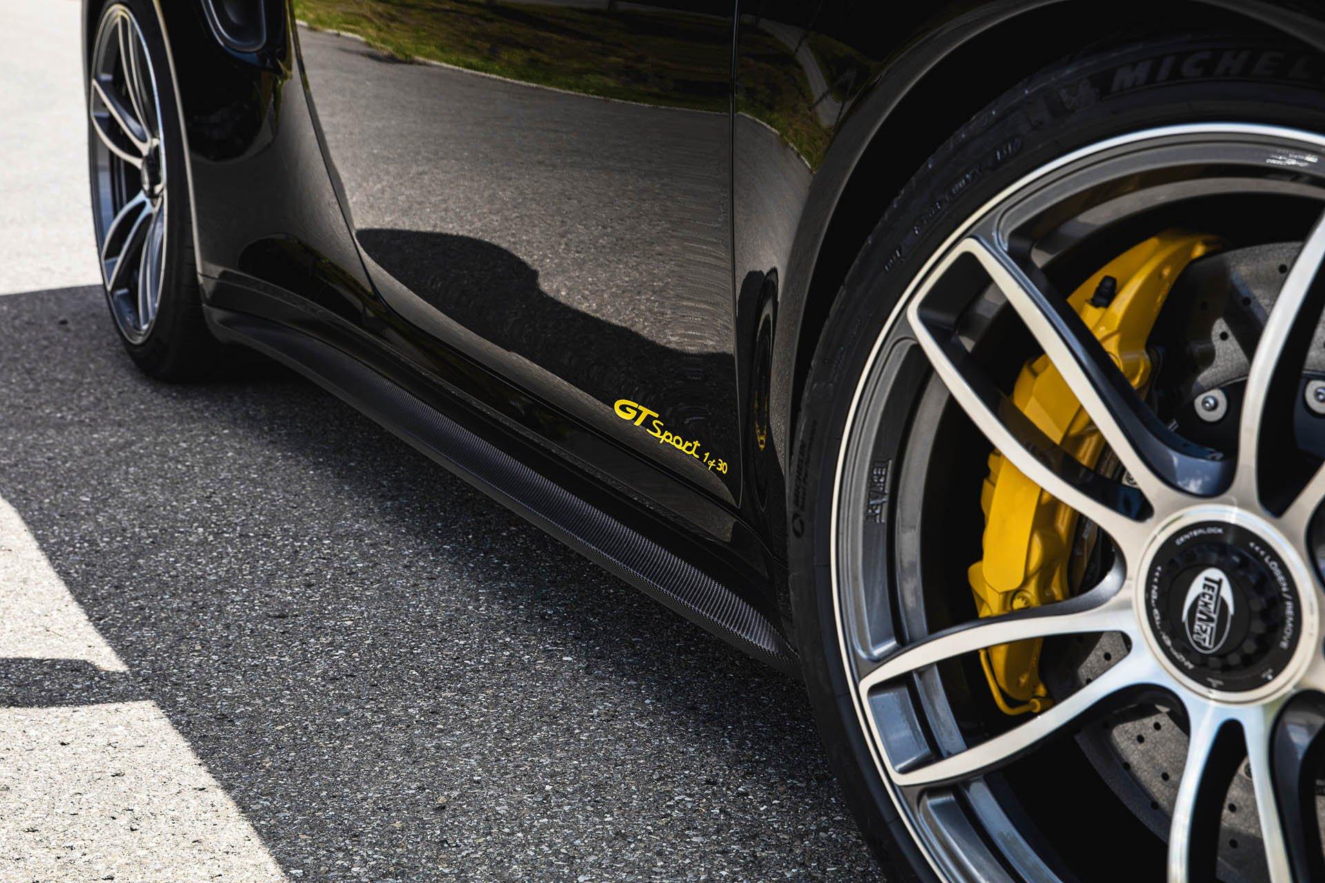 Porsche 911 Turbo S by TechArt (12)