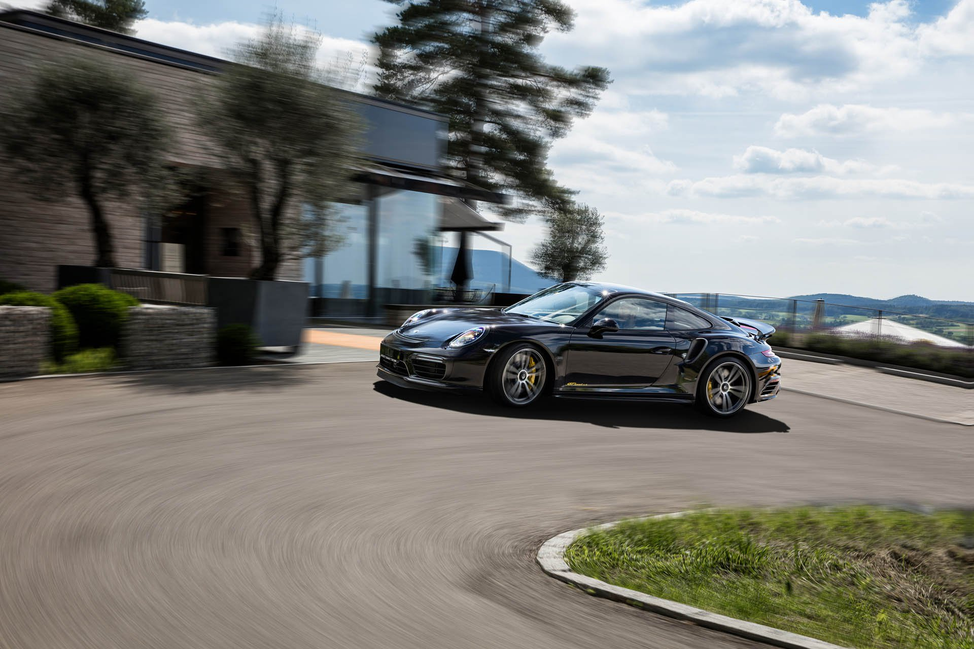 Porsche 911 Turbo S by TechArt (2)