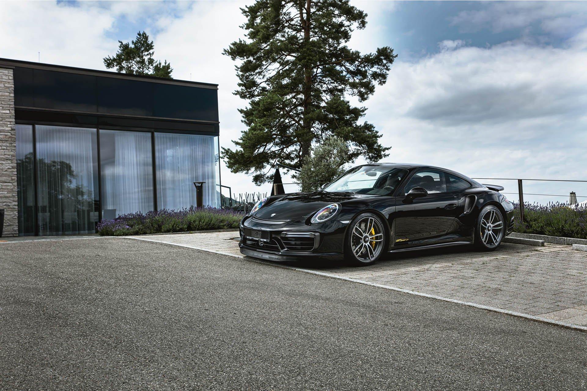 Porsche 911 Turbo S by TechArt (3)