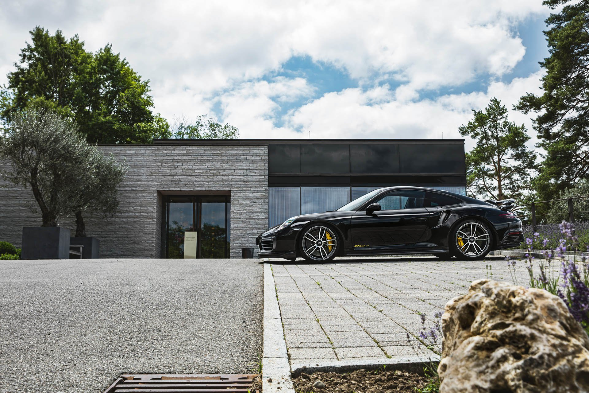 Porsche 911 Turbo S by TechArt (4)