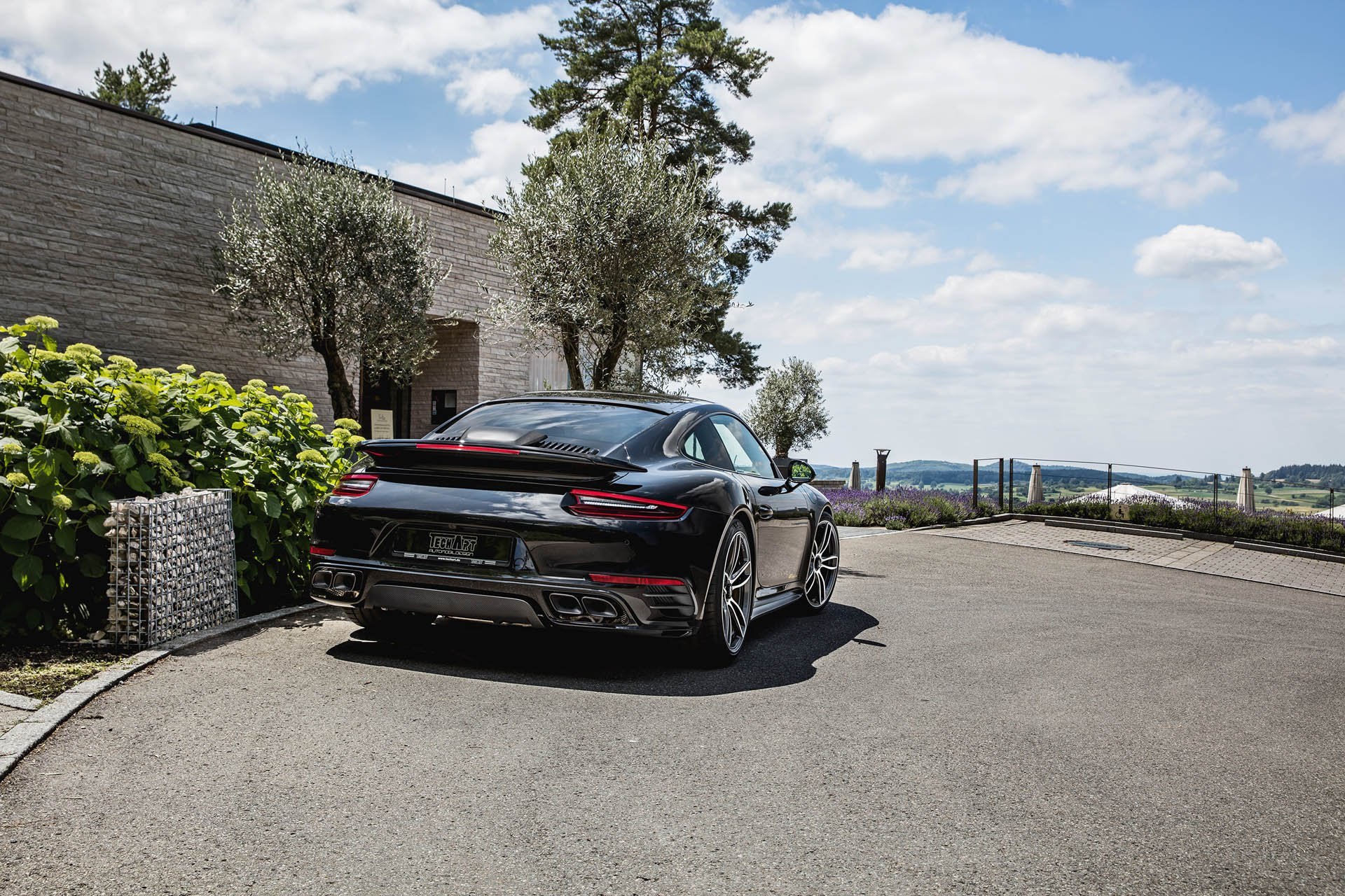 Porsche 911 Turbo S by TechArt (5)