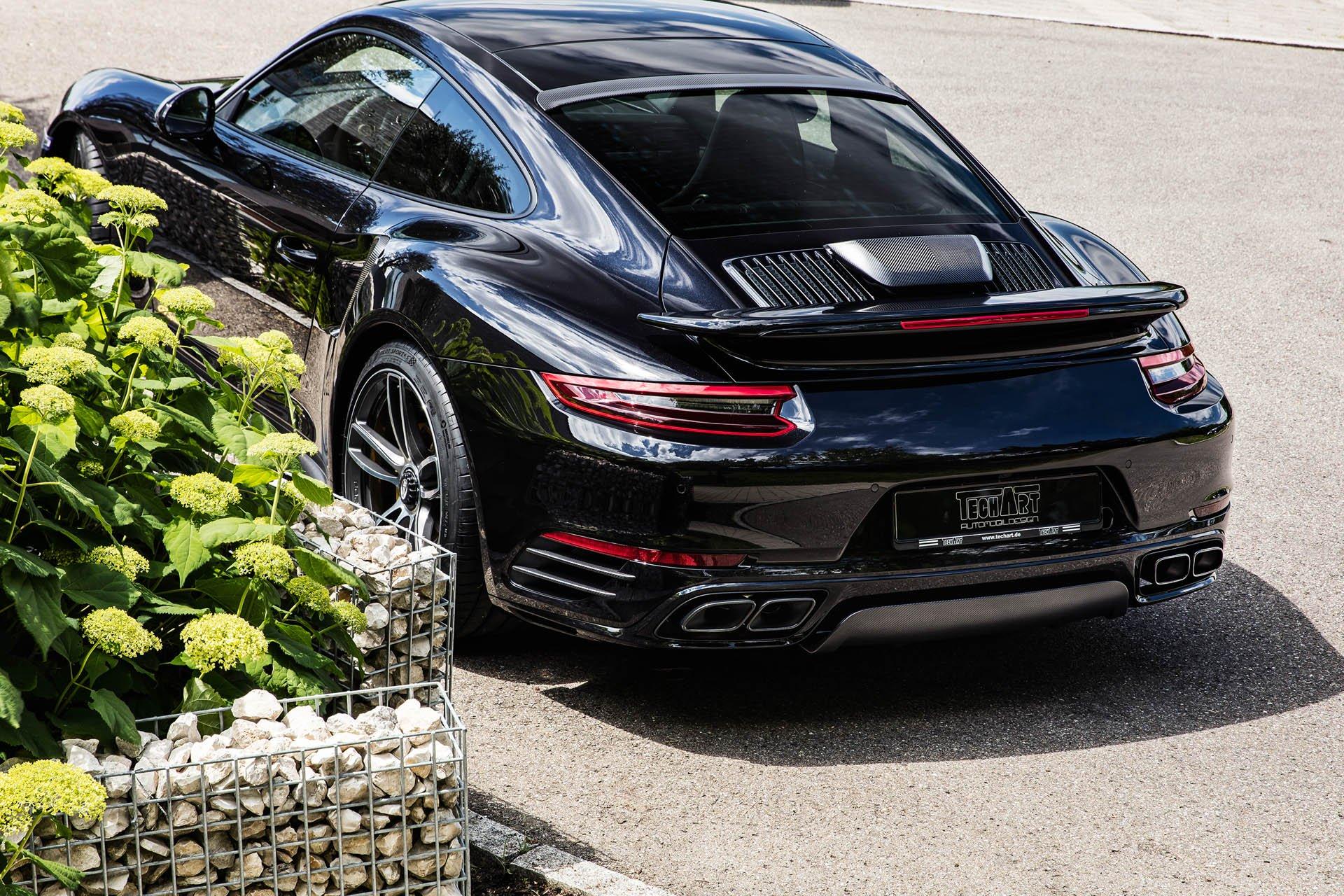 Porsche 911 Turbo S by TechArt (7)