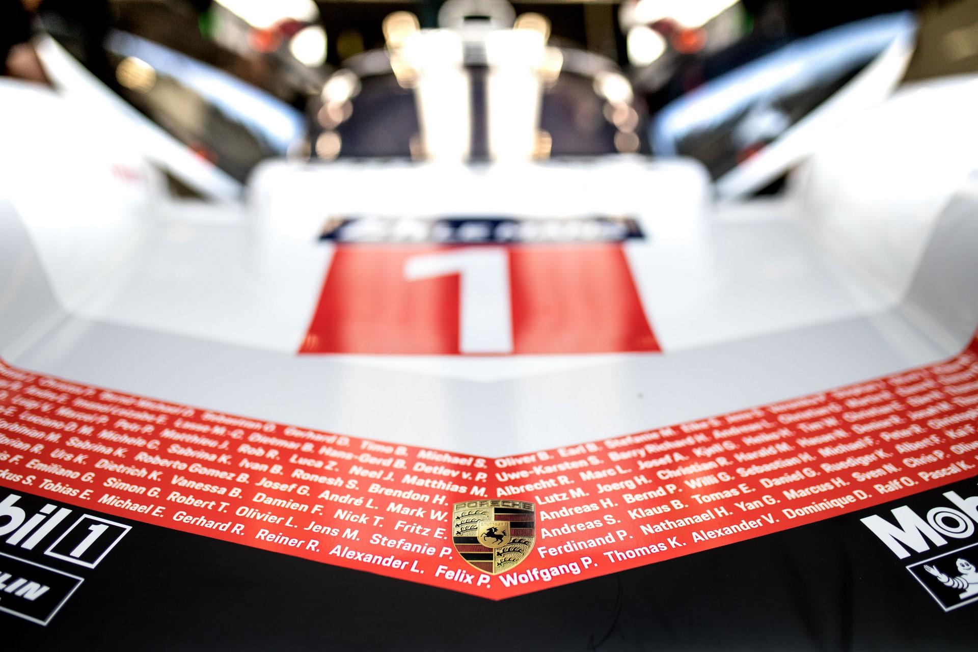 Porsche 919 Hybrid Evo Spa Record (31)
