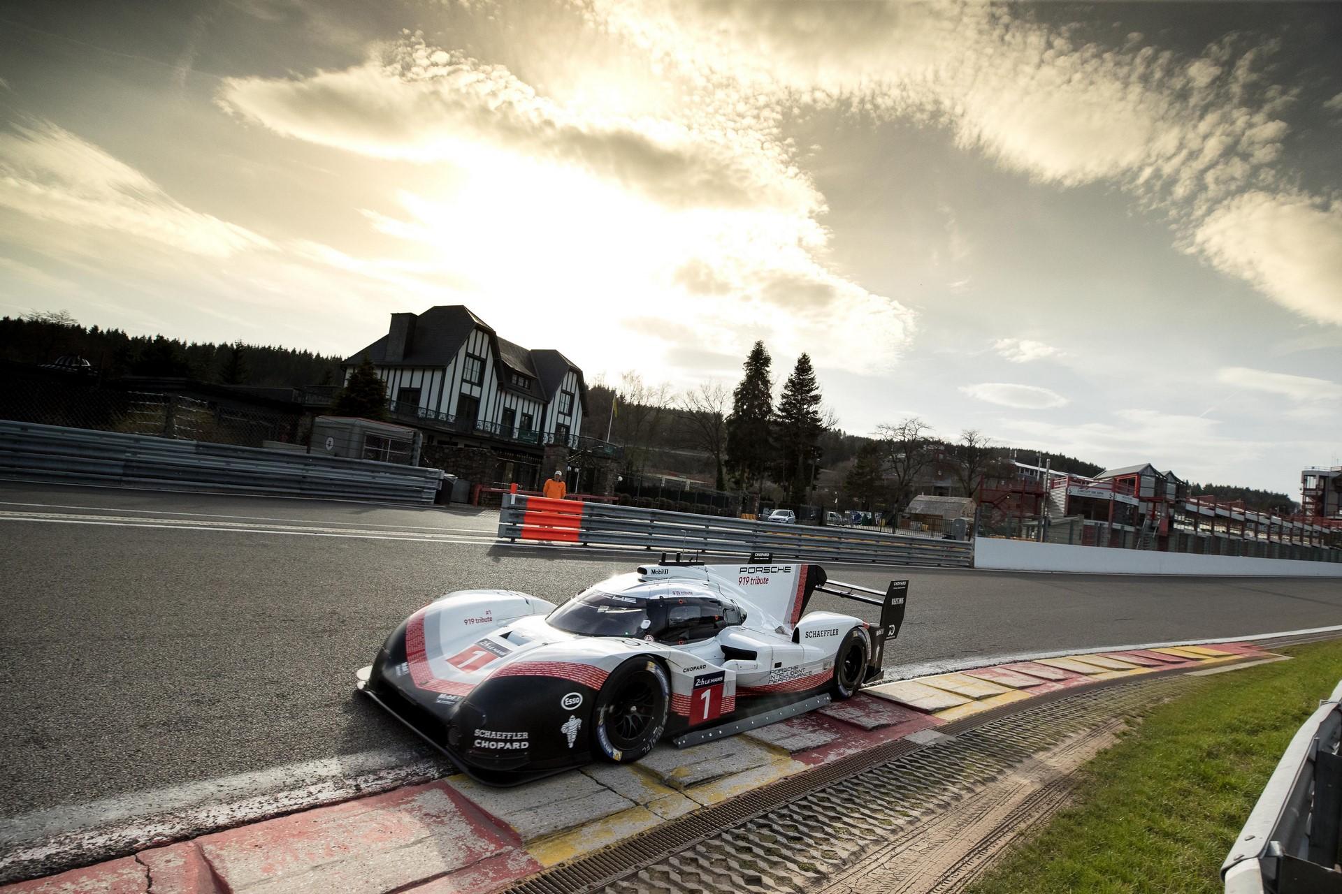 Porsche 919 Hybrid Evo Spa Record (38)
