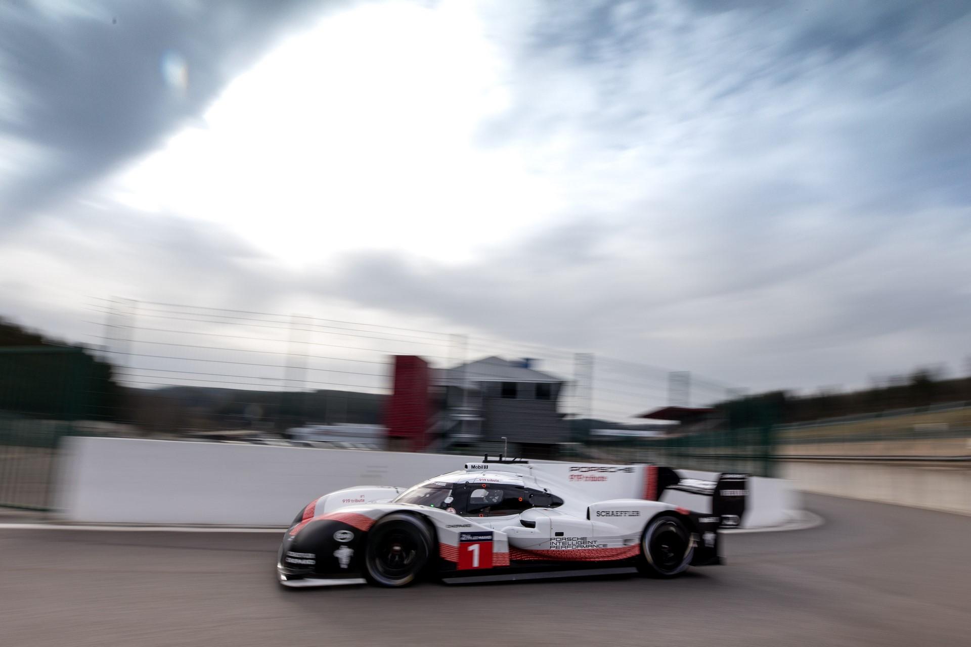 Porsche 919 Hybrid Evo Spa Record (6)