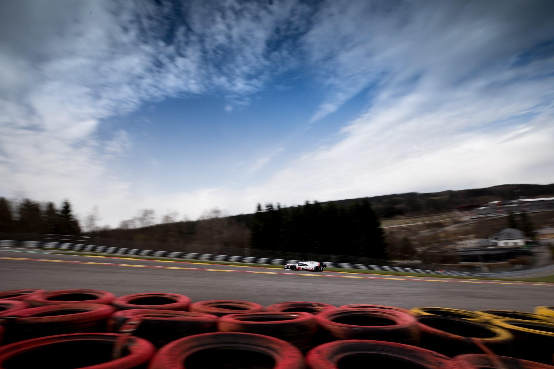 Porsche 919 Hybrid Evo Spa Record (7)