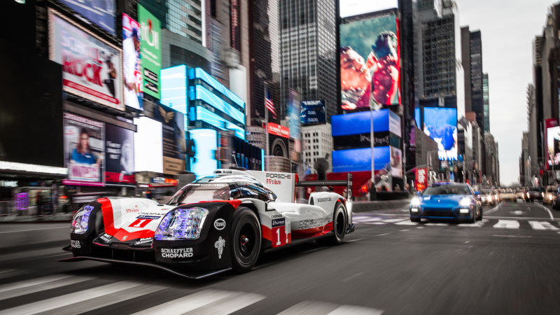 Porsche 919 Hybrid in Manhattan (21)