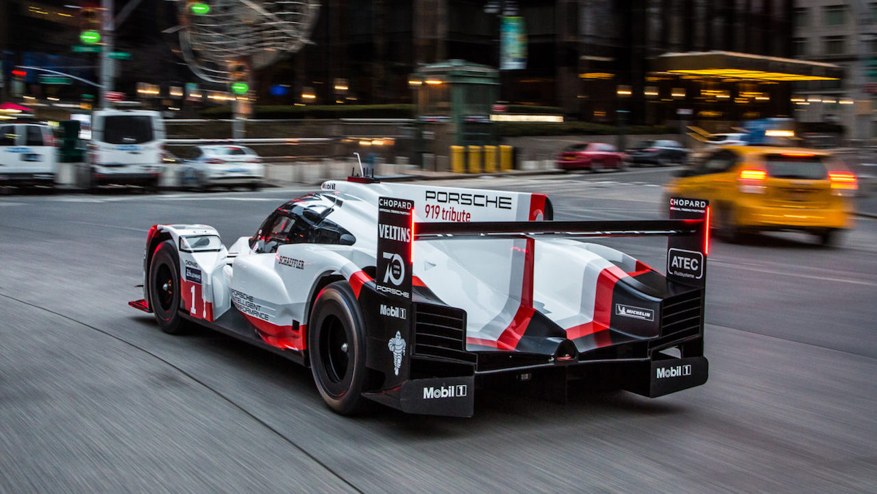 Porsche 919 Hybrid in Manhattan (3)